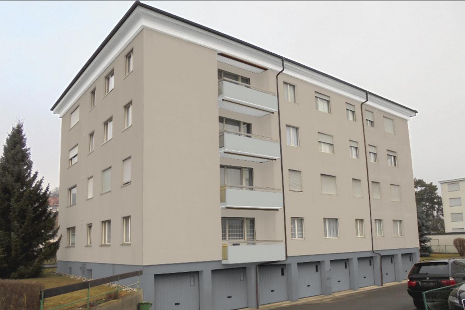 07 - Neufeldstrasse Fassade 1600x1067