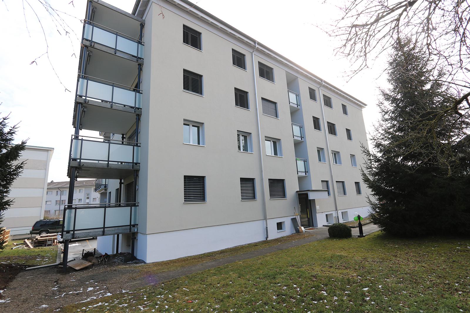 07 Interior Neufeldstrasse - n.S. Aussen 1