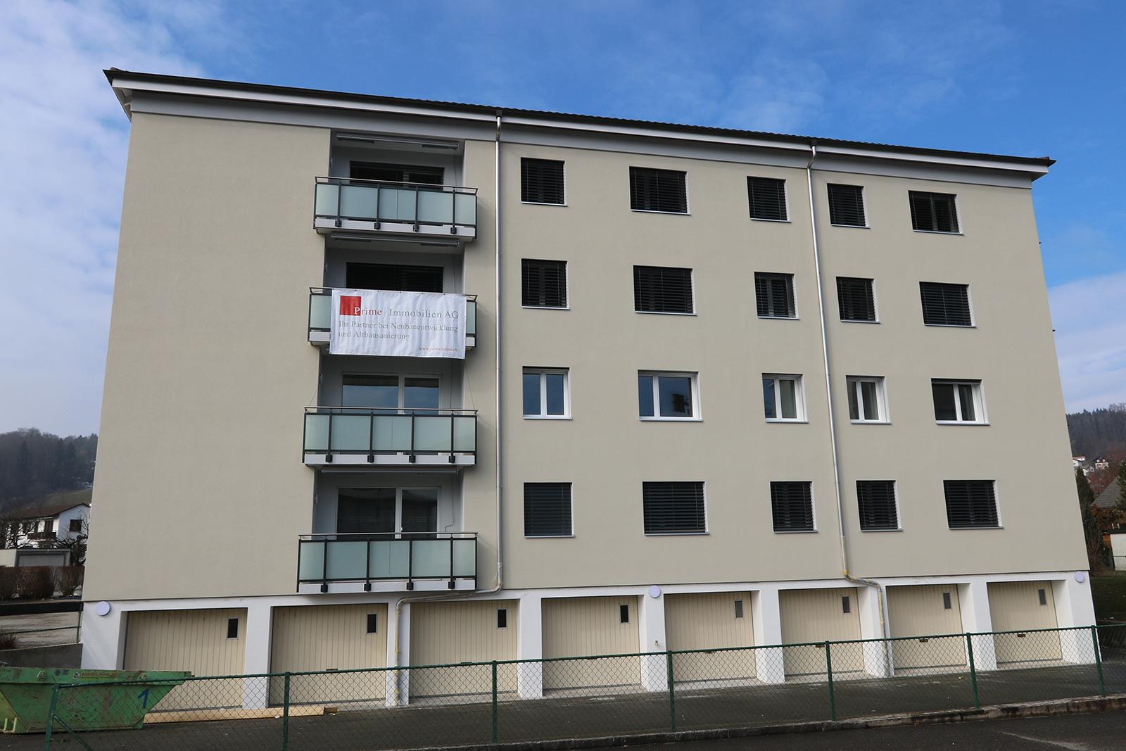 07 Interior Neufeldstrasse - n.S. Aussen 2